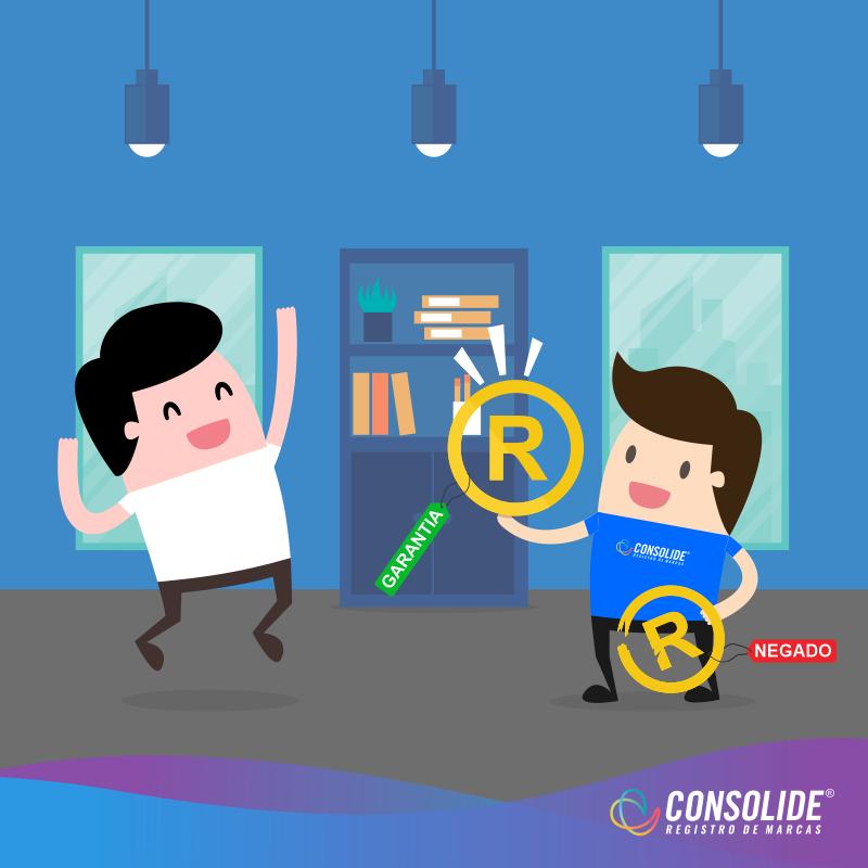 Como funciona a garantia da Consolide no Registro de Marca?
