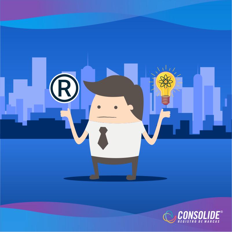Descubra a diferença entre marca e patente