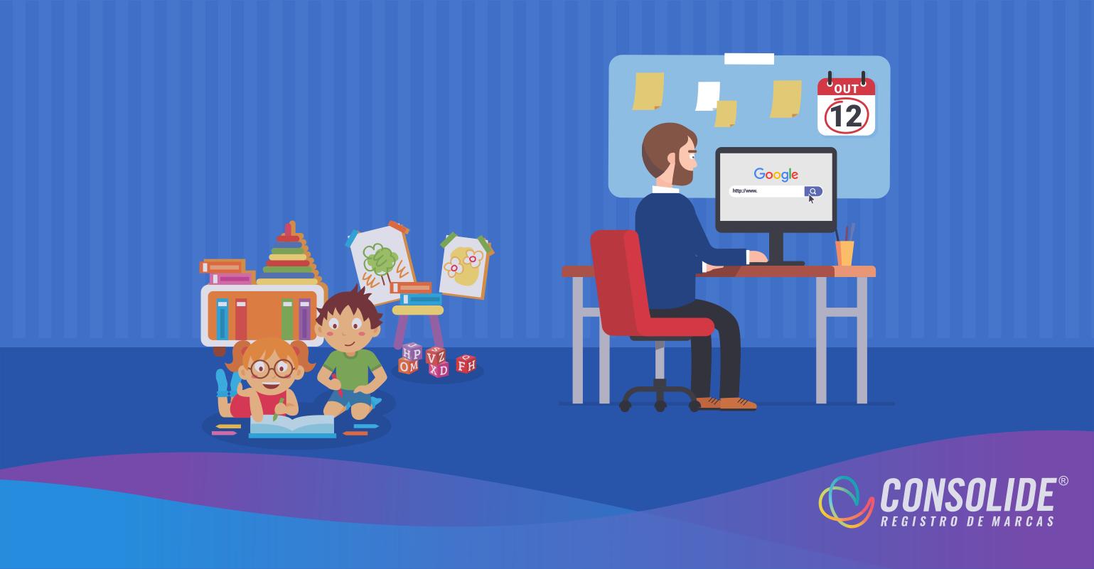 Dia das Crianças:  invista em ações online para vender