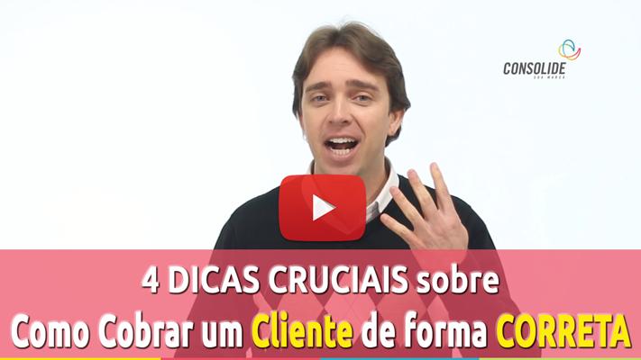 Como Cobrar um Cliente de forma CORRETA - 4 DICAS