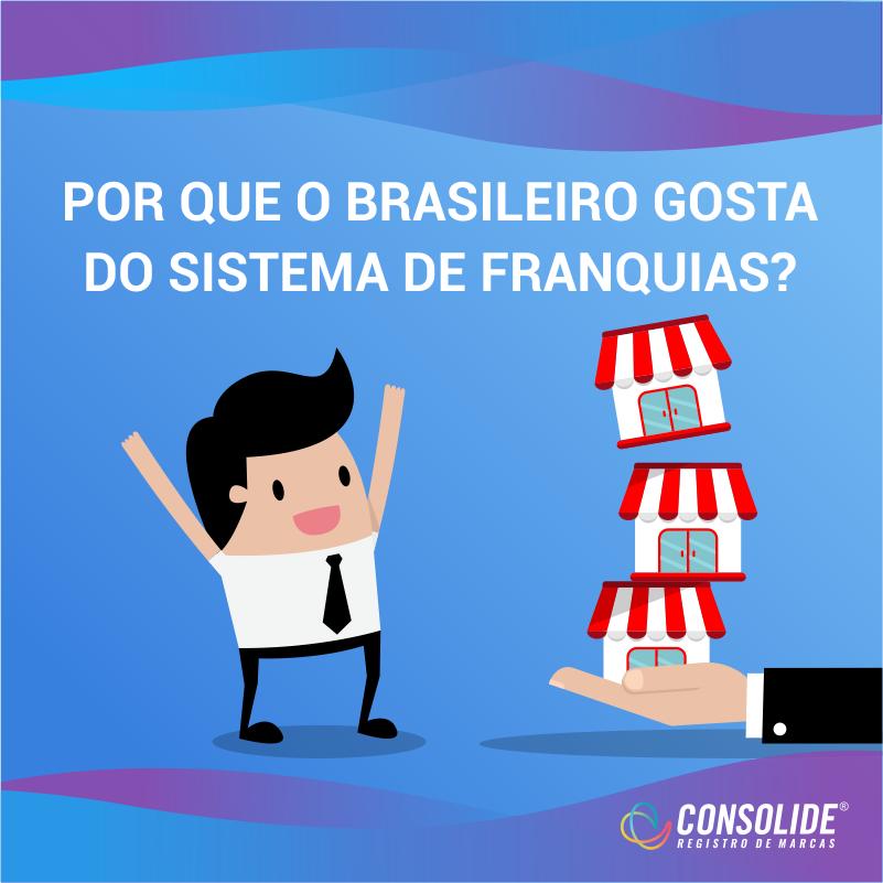 Por que o brasileiro gosta do sistema de Franquias? Descubra as vantagens.