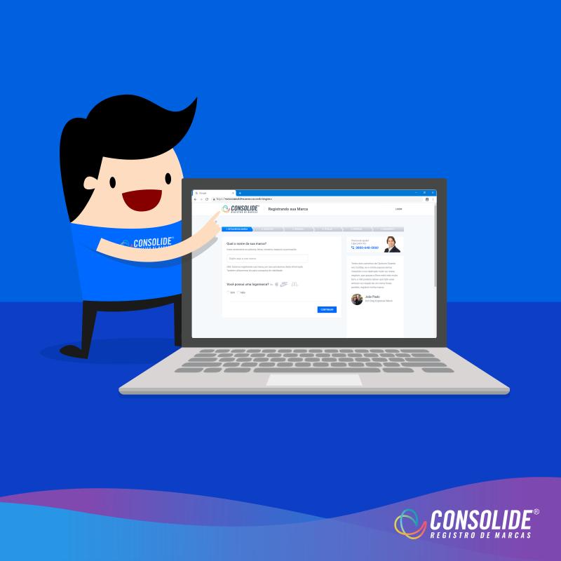 Aprenda como fazer seu Registro de Marca Online em 6 etapas!