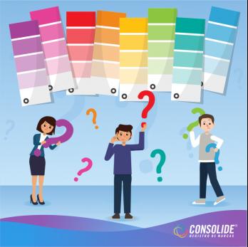 4 erros para evitar na escolha das cores da sua marca