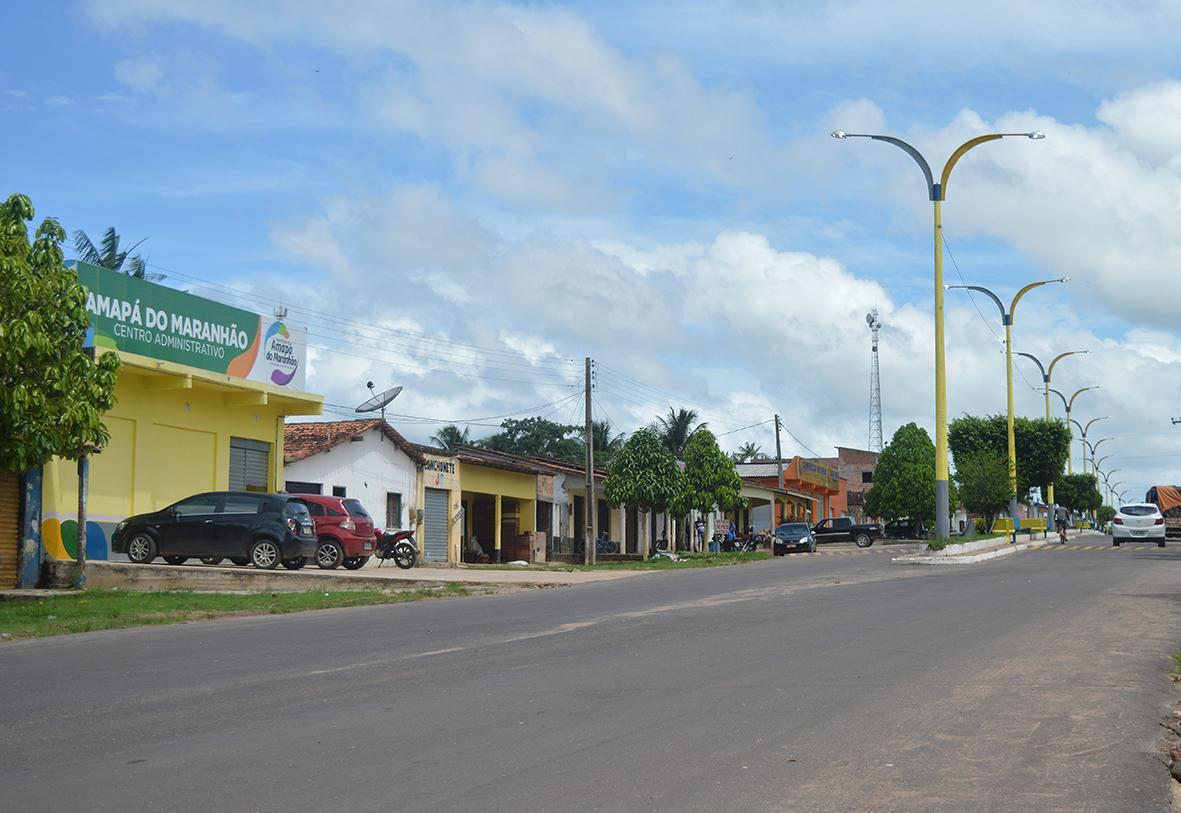 Amapá do Maranhão Maranhão fonte: static.consolidesuamarca.com.br